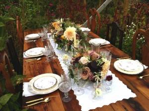 reclaimed barnwood farm table rentals in DC, VA, MD