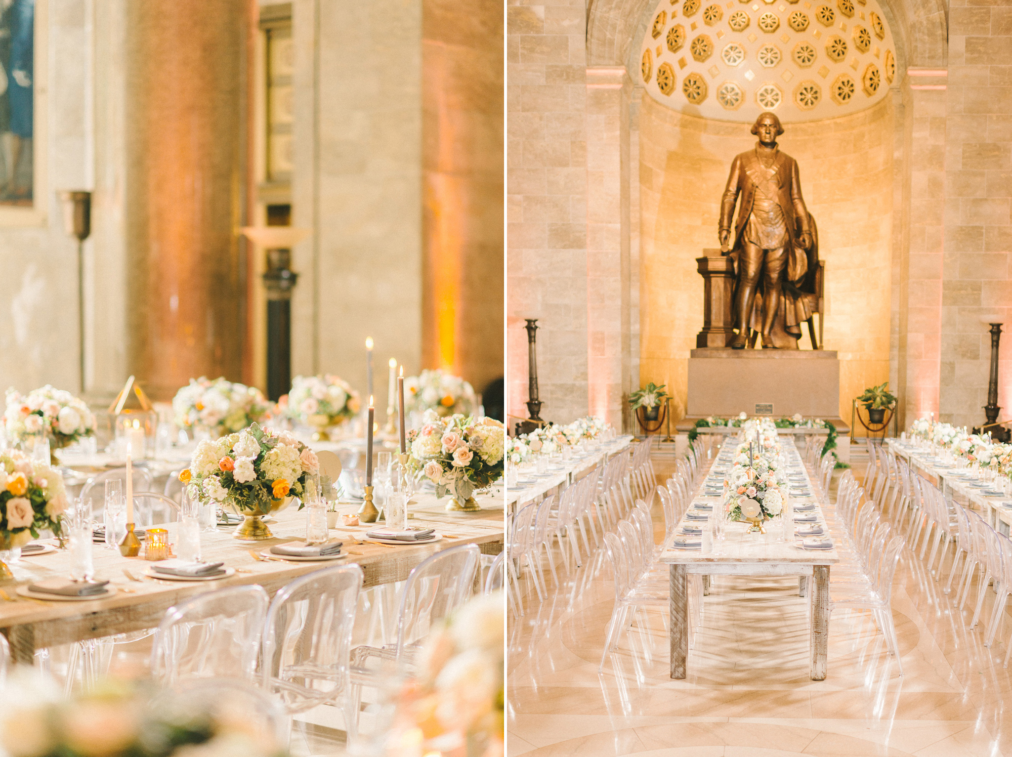 George Washington National Masonic Memorial Wedding